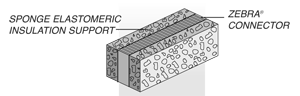 Sponge Self Supported Connectors