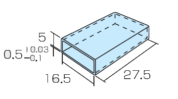 90H-TO-3P-01280 Dimensions