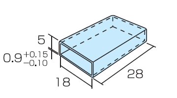 90H-TO-3P-01340 Dimensions