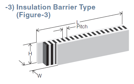 ZEBRA Barrier Type