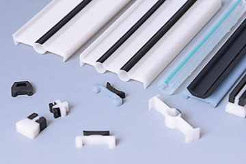 Custom Silicone Rubber Extrusions